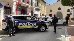 Dos nuevos vehículos para la Policía Local de San Fulgencio