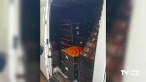 300 euros de multa por venta ilegal de fruta en Pilar de la Horadada
