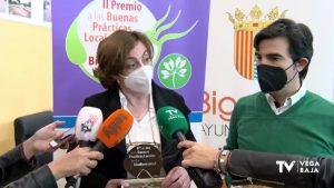 La alcaldesa de Bigastro participa en la comisión de haciendas locales de la FEMP