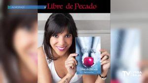"""La almoradidense María Lorenzo presenta su nuevo libro, """"Libre de pecado"""""""