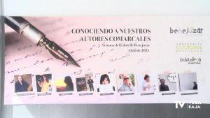 Benejúzar abandera el apoyo a los escritores de la Vega Baja