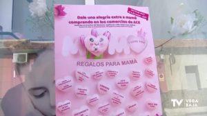 El comercio local de Benejúzar trae regalos por el Día de la Madre