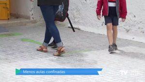 Los centros educativos de la provincia de Alicante no tiene ningún grupo de alumnos confinado