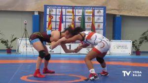 Tres torneos internacionales de lucha tienen como escenario Pilar de la Horadada