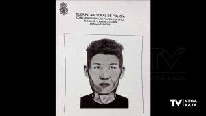 Así es el presunto autor de la agresión sexual que tuvo lugar en la mota del río en Orihuela