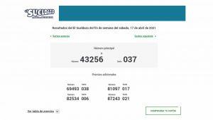 Guardamar del Segura vende cuatro cupones de la ONCE premiados con 20.000 euros