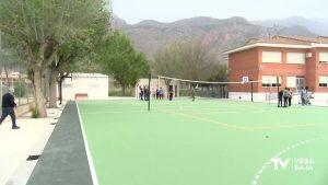 El colegio de La Aparecida estrena nuevos espacios tras las obras acometidas por la DANA