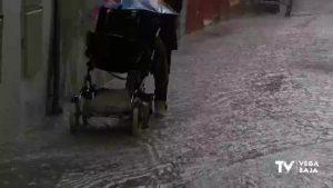 La AEMET activa aviso amarillo por lluvias y tormentas en toda la provincia