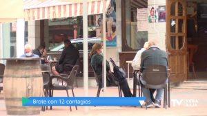 Orihuela registra un brote de origen social con 12 personas contagiadas
