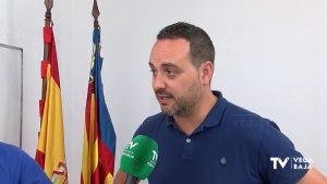 """David Vives, concejal de Hacienda de San Fulgencio, abandona la política por """"motivos personales"""""""