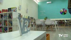 El Colegio Público Argentina de Benferri estrena una nueva biblioteca