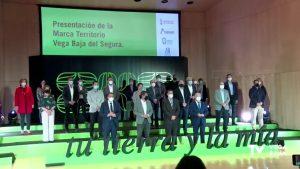 """Nace la marca """"Vega Baja del Segura, tu tierra y la mía"""" con el apoyo de los 27 municipios"""
