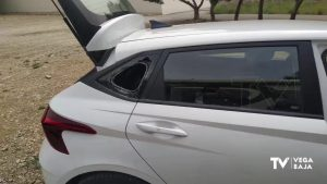 Detenido el presunto autor de varios robos en vehículos de Redován