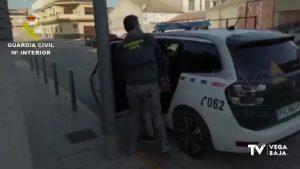 La Guardia Civil detiene en Benejúzar al presunto autor de seis robos con fuerza en Almoradí
