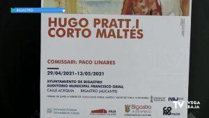 """Bigastro cierra el mes del libro con """"Hugo Pratt y Corto Maltés"""" para homenajear al cómic"""
