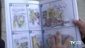 """El ilustrador oriolano Rate Bas recopila sus viñetas de la pandemia en """"365 días para no olvidar"""""""