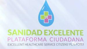 """""""Sanidad Excelente"""" convoca concentraciones en todos los municipios del departamento de Torrevieja"""
