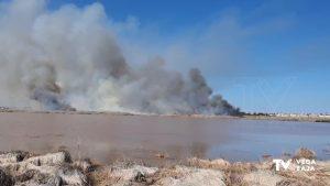 Cronología del desastre: casi 24 horas para extinguir un incendio que arrasa con casi 20 hectáreas