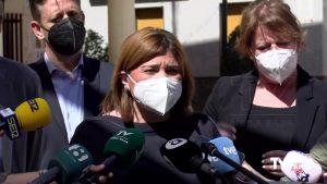 Isabel Bonig dejará de ser la presidenta del PP en la Comunidad Valenciana