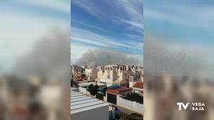 Así vivieron el incendio los vecinos de las urbanizaciones más próximas a la Laguna Rosa