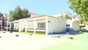 El colegio Antonio Sequeros de Benejúzar tendrá patios inclusivos para dar clase al aire libre
