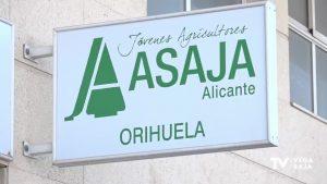 """El 15 de mayo habrá """"tractorada"""" en Orihuela para protestar contra el cambio de reglas del trasvase"""