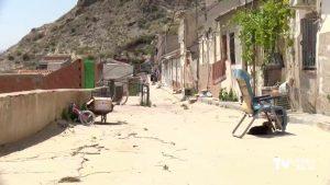 Los vecinos de la Calle San Bruno de Callosa ven insuficientes las obras de reparación