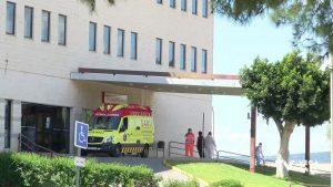 Dos heridos en un accidente entre un camión y varios coches en Orihuela