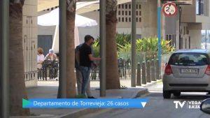 Bajan los casos de coronavirus: la primera semana de mayo deja 55 positivos en la Vega Baja