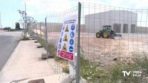 Se retoman las obras de la última fase de la planta de transferencia de Dolores