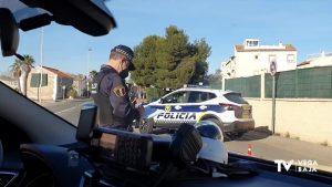 194 conductores pasan a disposición judicial durante el mes de abril en la Comunidad Valenciana
