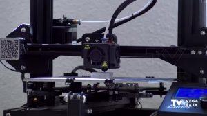 Cortos de animación en el colegio Virgen de los Dolores con ayuda de impresoras 3D