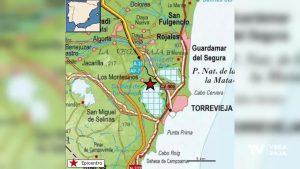 La Vega Baja registra dos terremotos en tres días