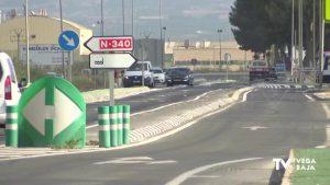 A la espera de la rotonda que descongestione el tráfico para acceder al Polígono Puente Alto