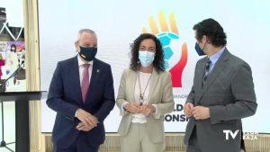 El Palacio de los Deportes de Torrevieja se pone a punto para el Mundial de Balonmano Femenino