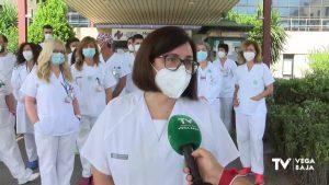 Radiólogos del Hospital Vega Baja se concentran para pedir resonancias públicas