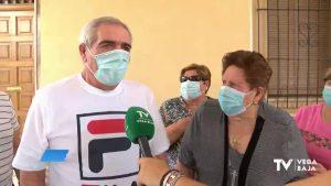 Un vecino de Orihuela vuelve a casa después de cinco meses ingresado por coronavirus