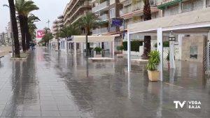 """La Vega Baja recibe """"como agua de mayo"""" las lluvias del domingo"""