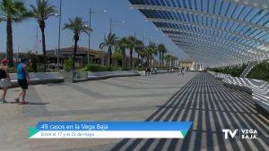 La Vega Baja detecta menos de 50 casos en una semana: solo ha ocurrido cuatro veces este año