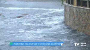 Aumentan las reservas y se recargan los acuíferos debido a las lluvias