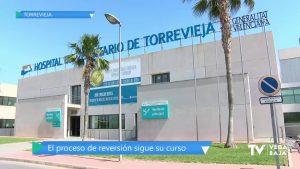 El TSJCV tumba la petición de Ribera Salud para continuar gestionando el departamento de Torrevieja
