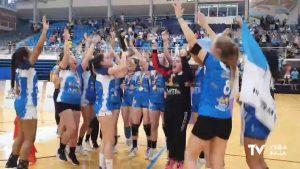 Las juveniles del Club Balonmano Torrevieja Salud Mare Nostrum se proclaman Campeonas de España