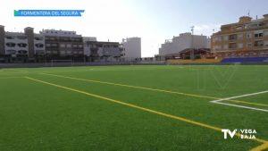 El polideportivo municipal de Formentera del Segura renueva sus instalaciones