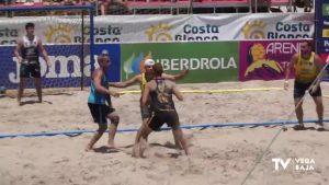 Cala Bosque se prepara para el Arena 1000 Playas de Orihuela