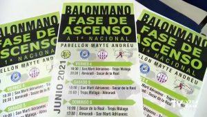 Balonmano: Almoradí acoge la fase de ascenso a Primera Nacional este fin de semana
