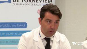 Eva Baró se va y deja el puesto de gerente del Hospital de Torrevieja a José David Zafrilla