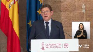 La Comunidad Valenciana relaja las restricciones para afrontar la temporada de verano