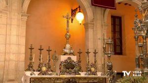 Un Corpus Christi sin procesiones pero con actos de carácter más íntimo