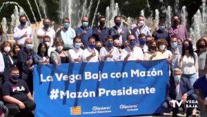 El PP de Pilar de la Horadada no apoya a Carlos Mazón en su carrera hacia el liderazgo del partido