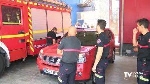 El retén de bomberos de Pilar de la Horadada empezará a funcionar el 15 de julio